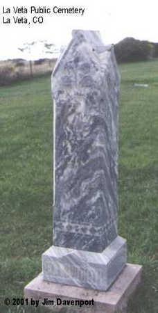 ELLSWORTH, NELIA - Huerfano County, Colorado | NELIA ELLSWORTH - Colorado Gravestone Photos