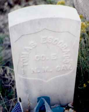 ESCOBADO, TOMAS - Huerfano County, Colorado | TOMAS ESCOBADO - Colorado Gravestone Photos