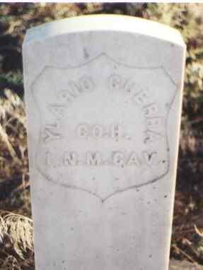 GUERRA, YLARIO - Huerfano County, Colorado | YLARIO GUERRA - Colorado Gravestone Photos