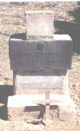 DOMINGUEZ, PEDRO - Huerfano County, Colorado | PEDRO DOMINGUEZ - Colorado Gravestone Photos