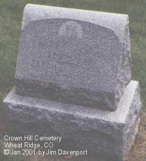 VANLOON, FRANK H. - Jefferson County, Colorado | FRANK H. VANLOON - Colorado Gravestone Photos
