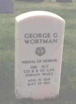 WORTMAN, GEORGE G. - Jefferson County, Colorado | GEORGE G. WORTMAN - Colorado Gravestone Photos