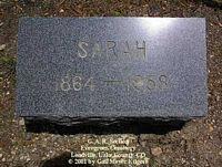 GOODBARN, SARAH - Lake County, Colorado | SARAH GOODBARN - Colorado Gravestone Photos