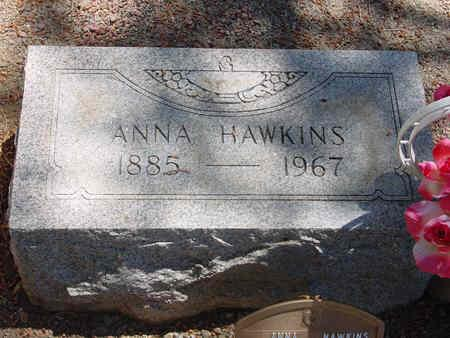 HAWKINS, ANNA - Lake County, Colorado | ANNA HAWKINS - Colorado Gravestone Photos