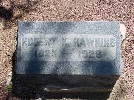 HAWKINS, ROBERT KENNETH - Lake County, Colorado | ROBERT KENNETH HAWKINS - Colorado Gravestone Photos