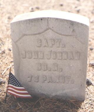JORDAN, JOHN - Lake County, Colorado   JOHN JORDAN - Colorado Gravestone Photos
