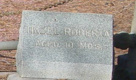 JOYCE, HAZEL ROBERTA - Lake County, Colorado | HAZEL ROBERTA JOYCE - Colorado Gravestone Photos