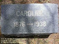 LAING, CAROLYN - Lake County, Colorado | CAROLYN LAING - Colorado Gravestone Photos