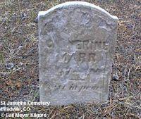 MARR, CATHERINE - Lake County, Colorado | CATHERINE MARR - Colorado Gravestone Photos