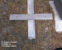 MCCALL, THOMAS, SR. - Lake County, Colorado | THOMAS, SR. MCCALL - Colorado Gravestone Photos