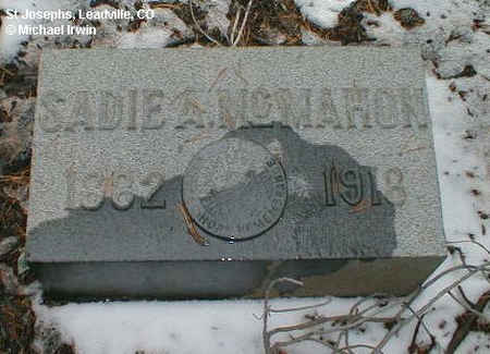 """MCMAHON, SARAH """"SADIE"""" A. - Lake County, Colorado   SARAH """"SADIE"""" A. MCMAHON - Colorado Gravestone Photos"""