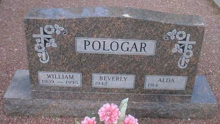 POLOGAR, ALDA - Lake County, Colorado | ALDA POLOGAR - Colorado Gravestone Photos