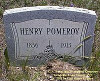 POMROY, HENRY - Lake County, Colorado | HENRY POMROY - Colorado Gravestone Photos
