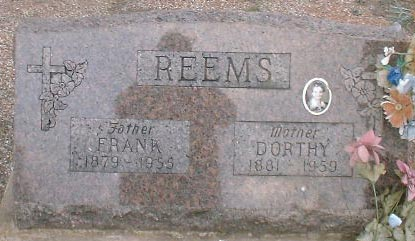 REEMS, SR., FRANK - Lake County, Colorado | FRANK REEMS, SR. - Colorado Gravestone Photos