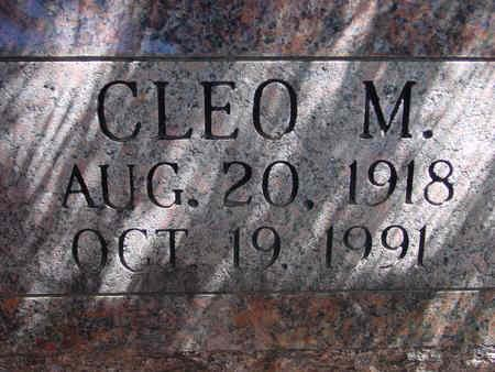 SLAVIN, CLEO MARGUERITE - Lake County, Colorado | CLEO MARGUERITE SLAVIN - Colorado Gravestone Photos