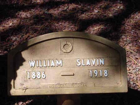 SLAVIN, WILLIAM PATRICK - Lake County, Colorado | WILLIAM PATRICK SLAVIN - Colorado Gravestone Photos
