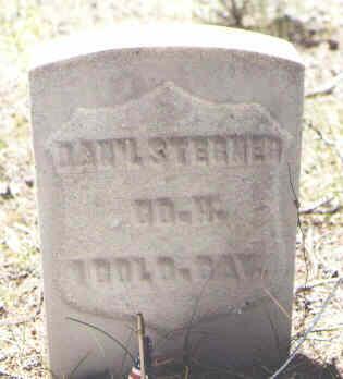STEGNER, DAN'L - Lake County, Colorado | DAN'L STEGNER - Colorado Gravestone Photos