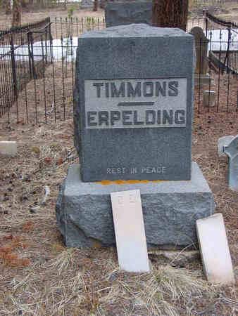 TIMMONS, JOSEPH - Lake County, Colorado | JOSEPH TIMMONS - Colorado Gravestone Photos