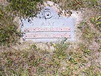 AIRY, CHARLES P. - La Plata County, Colorado | CHARLES P. AIRY - Colorado Gravestone Photos