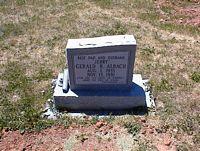 ALBACH, GERALD R. - La Plata County, Colorado | GERALD R. ALBACH - Colorado Gravestone Photos