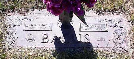 BACUS, LAURA BELLE - La Plata County, Colorado | LAURA BELLE BACUS - Colorado Gravestone Photos