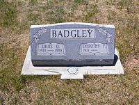 BADGLEY, LOUIS O. - La Plata County, Colorado | LOUIS O. BADGLEY - Colorado Gravestone Photos