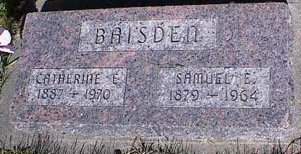 BAISDEN, SAMUEL E. - La Plata County, Colorado | SAMUEL E. BAISDEN - Colorado Gravestone Photos