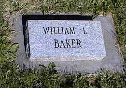 BAKER, WILLIAM - La Plata County, Colorado | WILLIAM BAKER - Colorado Gravestone Photos