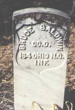 BALDWIN, BRUCE - La Plata County, Colorado | BRUCE BALDWIN - Colorado Gravestone Photos