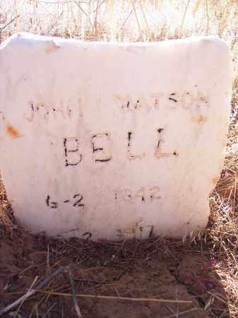 BELL, JOHN WATSON - La Plata County, Colorado | JOHN WATSON BELL - Colorado Gravestone Photos