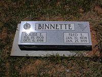BINNETE, FRED E. - La Plata County, Colorado | FRED E. BINNETE - Colorado Gravestone Photos