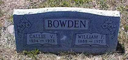 BOWDEN, CALLIE V. - La Plata County, Colorado | CALLIE V. BOWDEN - Colorado Gravestone Photos