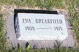 BREAKFIELD, EVA - La Plata County, Colorado | EVA BREAKFIELD - Colorado Gravestone Photos