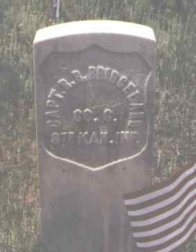 BRIDGELAND, R. R. - La Plata County, Colorado | R. R. BRIDGELAND - Colorado Gravestone Photos
