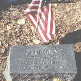 BRYAN, GEORGE W. - La Plata County, Colorado   GEORGE W. BRYAN - Colorado Gravestone Photos