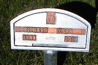CARR, RICHARD - La Plata County, Colorado | RICHARD CARR - Colorado Gravestone Photos