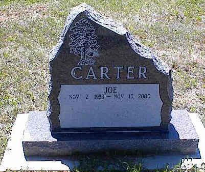 CARTER, JOE - La Plata County, Colorado | JOE CARTER - Colorado Gravestone Photos