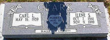 CLARK, ILENE S. - La Plata County, Colorado | ILENE S. CLARK - Colorado Gravestone Photos