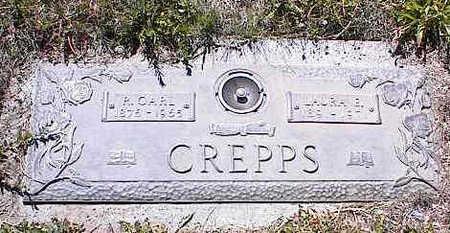 CREPPS, R. CARL - La Plata County, Colorado | R. CARL CREPPS - Colorado Gravestone Photos