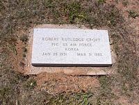 CROFT, ROBERT RUTLEDGE - La Plata County, Colorado | ROBERT RUTLEDGE CROFT - Colorado Gravestone Photos