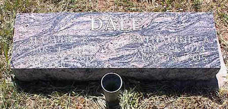 DALE, MARVIN K. - La Plata County, Colorado | MARVIN K. DALE - Colorado Gravestone Photos