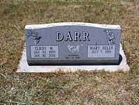 DARR, ELROY M. - La Plata County, Colorado | ELROY M. DARR - Colorado Gravestone Photos