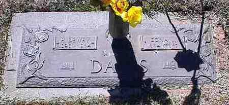 DAVIS, EDNA L. - La Plata County, Colorado | EDNA L. DAVIS - Colorado Gravestone Photos