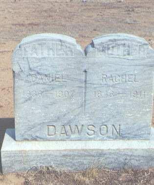 DAWSON, RACHEL - La Plata County, Colorado | RACHEL DAWSON - Colorado Gravestone Photos