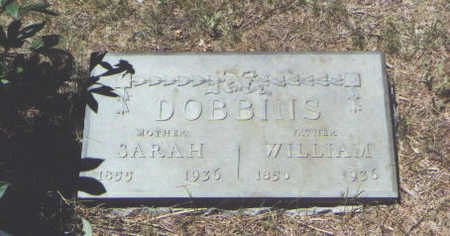 DOBBINS, WILLIAM - La Plata County, Colorado | WILLIAM DOBBINS - Colorado Gravestone Photos