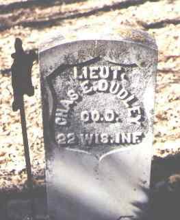 DUDLEY, CHAS. E. - La Plata County, Colorado   CHAS. E. DUDLEY - Colorado Gravestone Photos