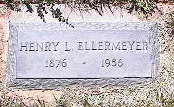 ELLERMEYER, HENRY L. - La Plata County, Colorado | HENRY L. ELLERMEYER - Colorado Gravestone Photos