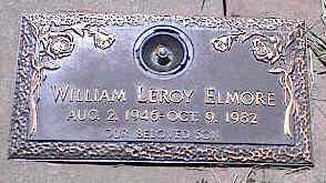 ELMORE, WILLIAM LEROY - La Plata County, Colorado   WILLIAM LEROY ELMORE - Colorado Gravestone Photos
