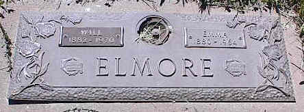 ELMORE, WILL - La Plata County, Colorado | WILL ELMORE - Colorado Gravestone Photos