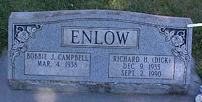 ENLOW, BOBBIE J. - La Plata County, Colorado | BOBBIE J. ENLOW - Colorado Gravestone Photos